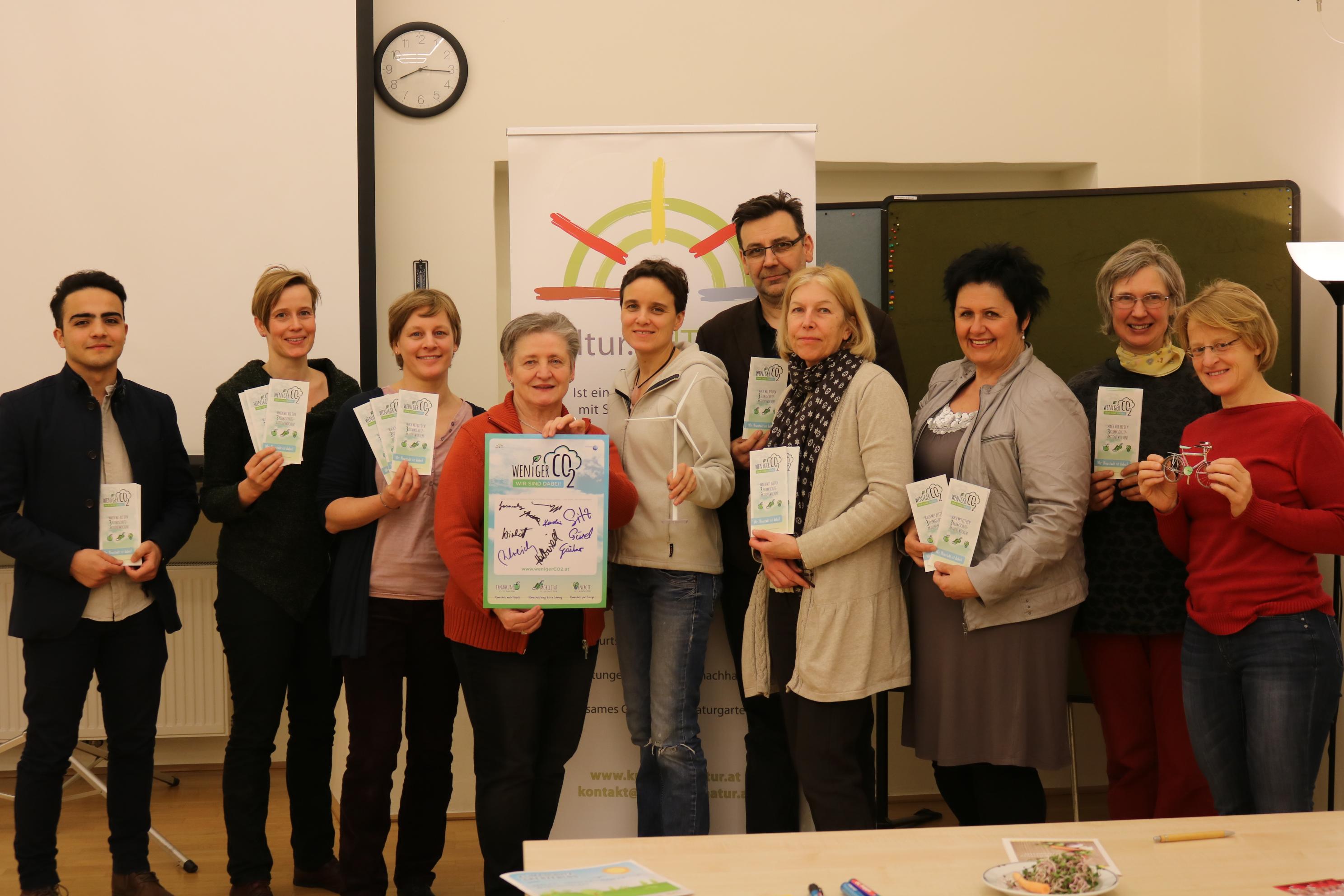 Start-Event im Bildungszentrum St. Bernhard
