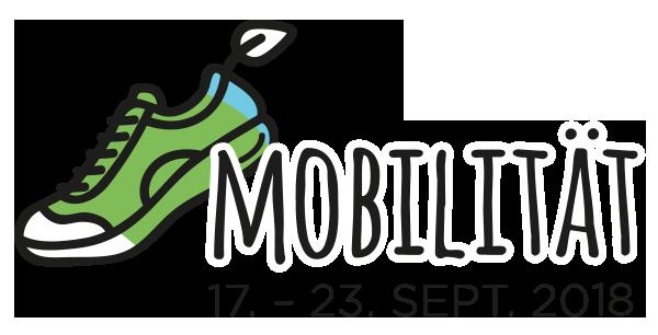 Aktionswoche 2 vom 17. - 23. September 2018: Mobilität